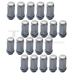 "14 x 1.5"" Bulge Acorn XL Lug Nuts 