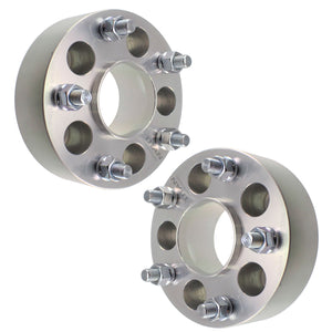 "1.50""  5x5 Hubcentric Wheel Spacers for Jeep Wrangler JK JKU Grand CherokeeXK WK 5x127"