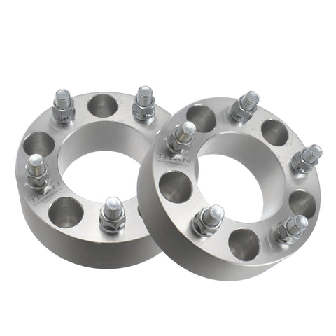 "(2) 1.50"" (38mm) 