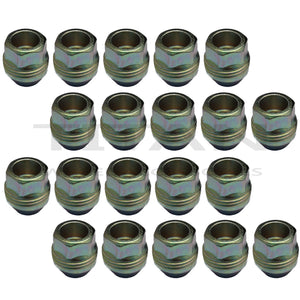 "14 x 1.5"" Specialty Lug With Outside Threads for Chevy Truck 