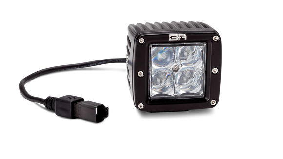 3 Series Dual Row LED Cube Lights
