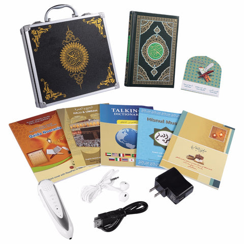 Digital Quran read pen   speaker English, French,Spanish