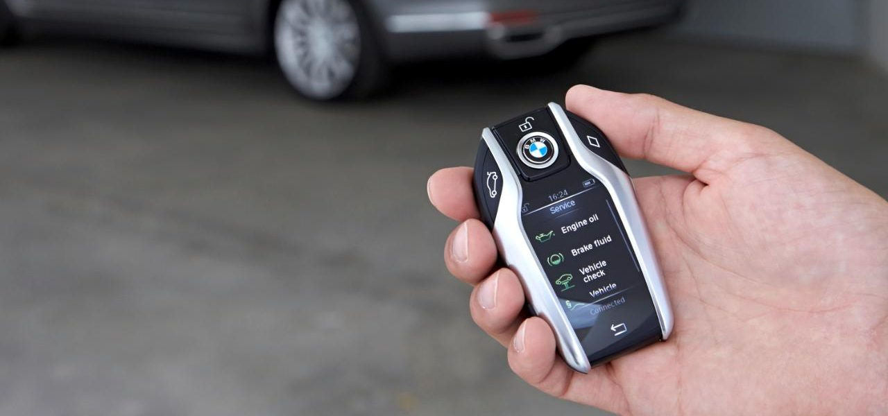 Your BMW Digital Service History | Updating iDrive | Key & Database
