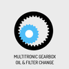 Multitronic (CVT) Automatic Gearbox Oil & Filter Change
