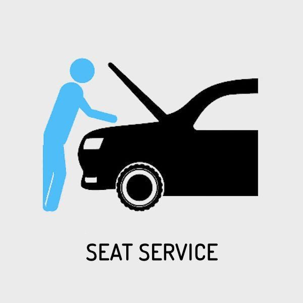 SEAT Servicing - Choose Minor, Full or Major Service