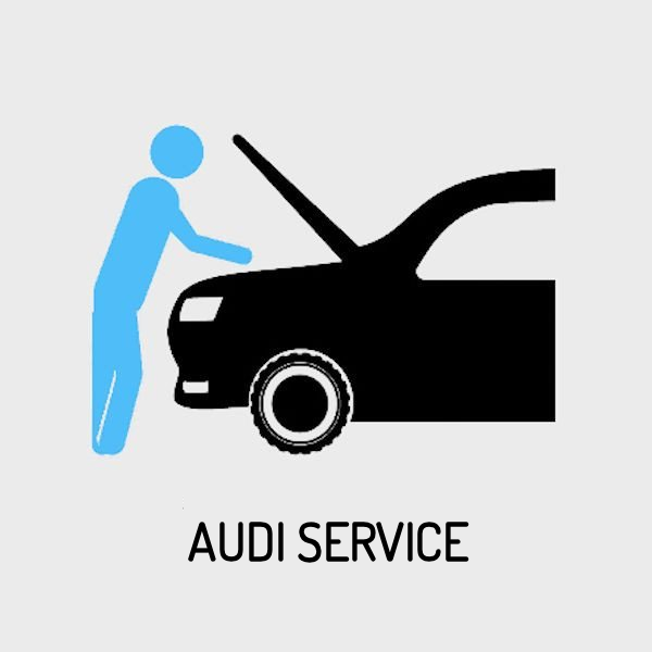 Audi Servicing - Choose Minor, Medium or Major