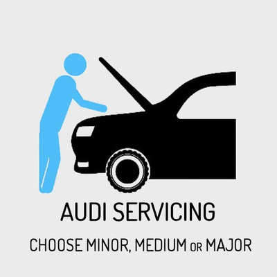 Audi S4 3.0 TFSi Servicing - Choose Minor, Medium or Major