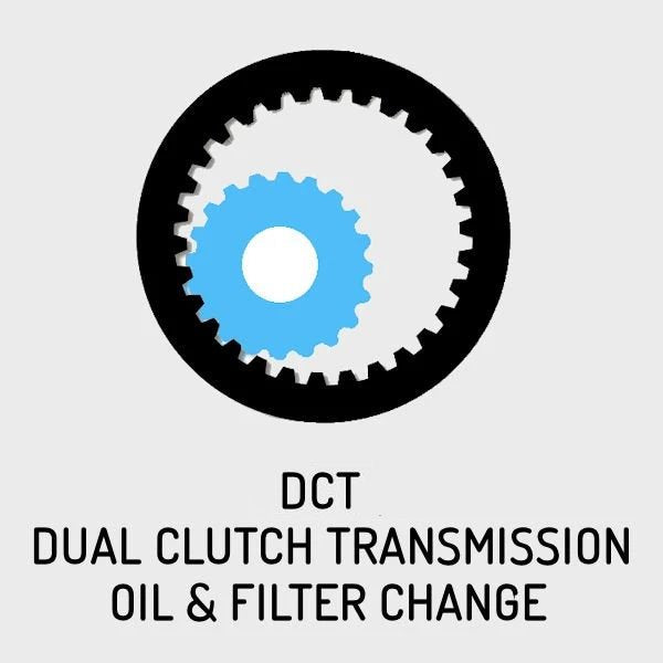 "BMW DCT ""Dual Clutch Transmission"" 