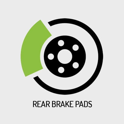 BMW X5 - F15 [2013–2018] Rear Brake Pads Replacement