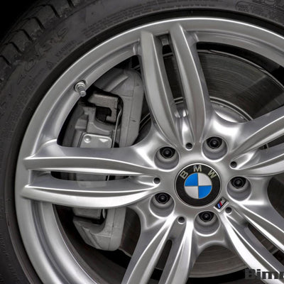 BMW X5 - F15 [2013–2018] Front Brake Pads Replacement