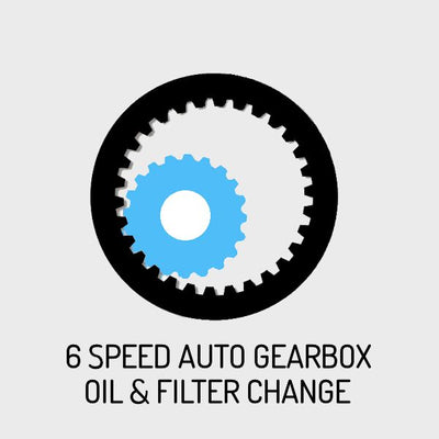 Gearbox/Transmission Oil & Filter Change for 6 Speed Auto - BMW X5 - E53 [1999–2006]
