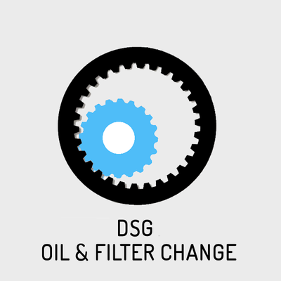 DSG Gearbox Oil & Filter Change - 6 Speed