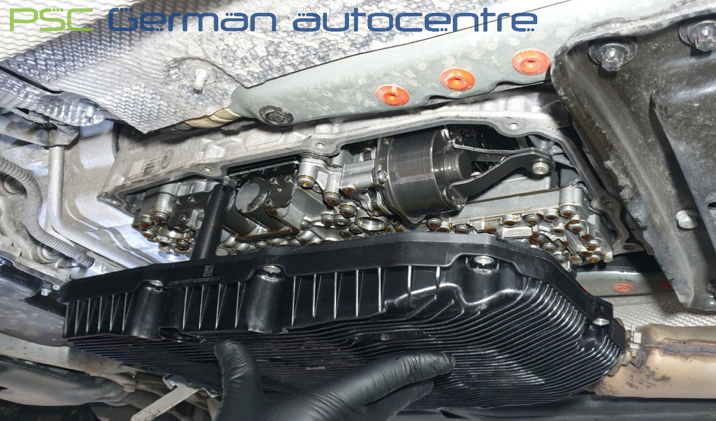Mercedes 9G-Tronic Automatic Transmission | Gearbox Oil ...