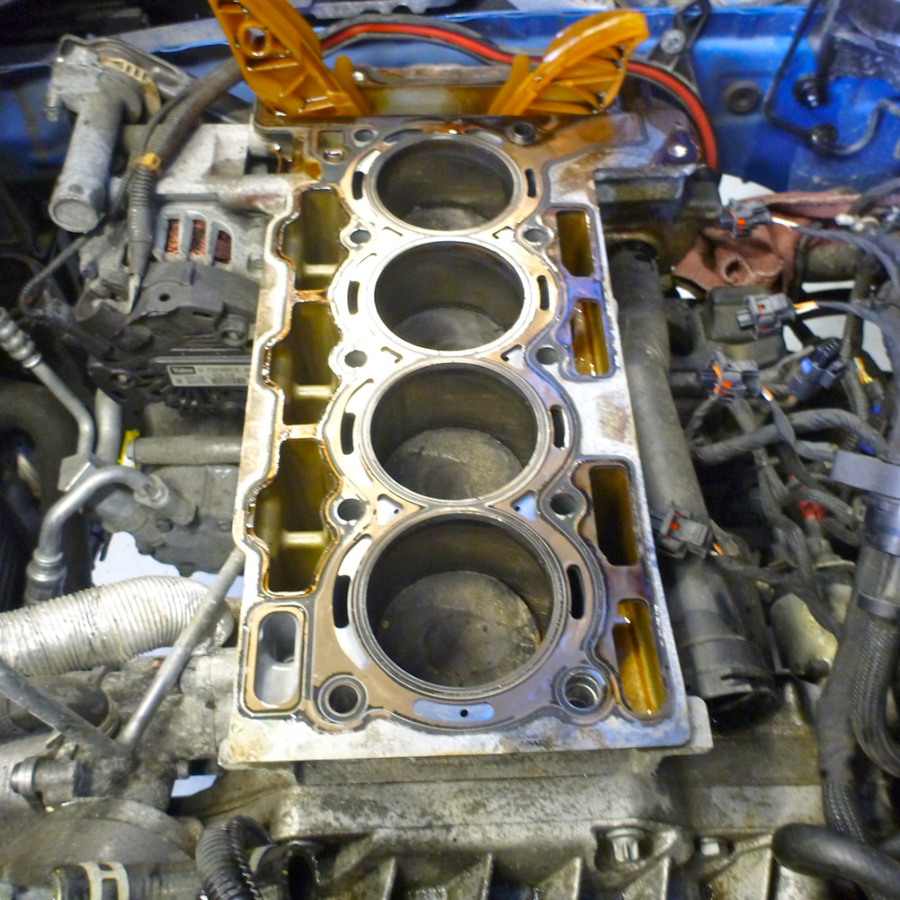 M157 Timing Chain