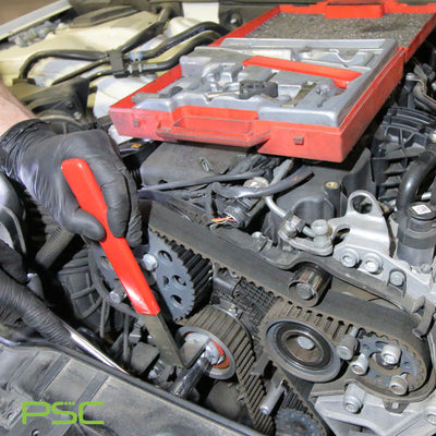 VW Transporter T6 Timing Belt & Water Pump Replacement