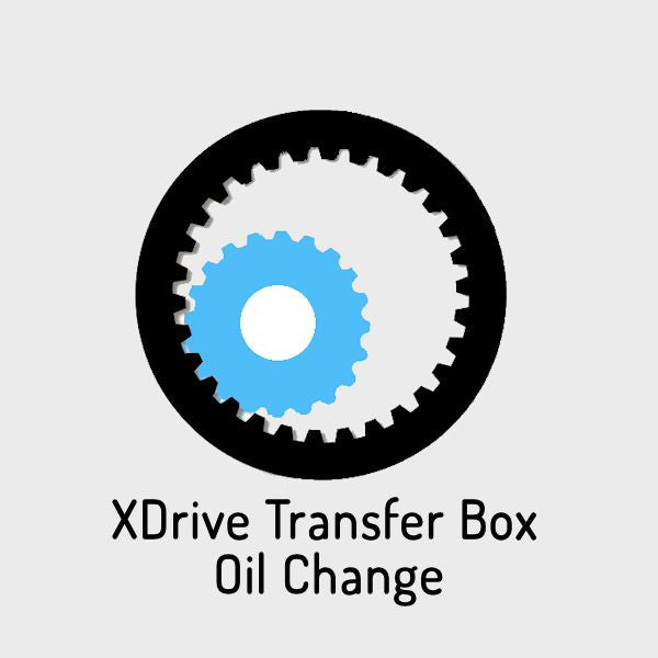 Bmw Xdrive Transfer Case: BMW XDrive Transfer Box Oil Change Service