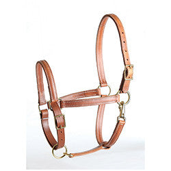 Value Leather Halter