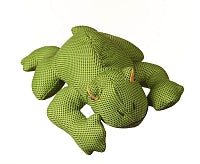 MultiPet Dazzlers Frog Dog Toy