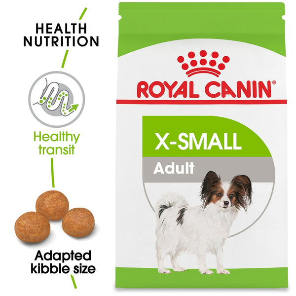 Royal Canin Size Health Nutrition X-Small Adult Dry Dog Foodn