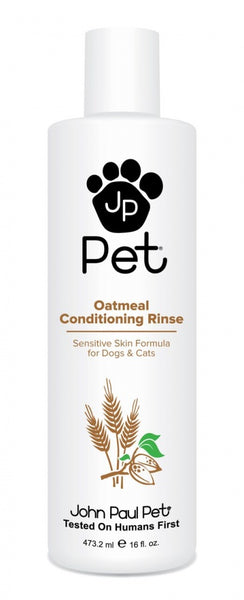 John Paul Pet Oatmeal Dog Conditioning Rinse