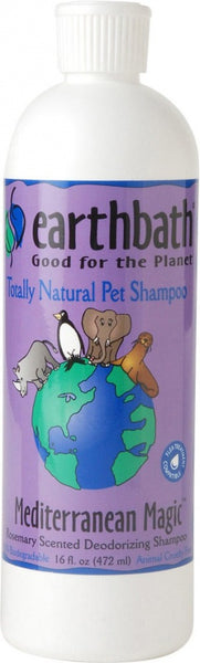 Earthbath Mediterranean Magic Shampoo for Dogs and Cats