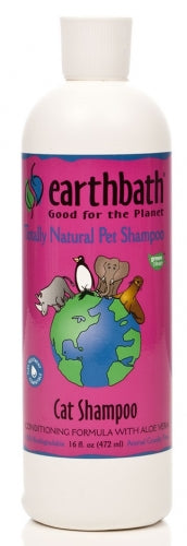 Earthbath Cat Shampoo