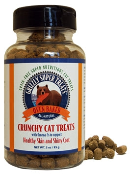 Grizzly Crunchy Cat Treats