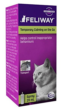 Feliway Comforting Spray for Cats