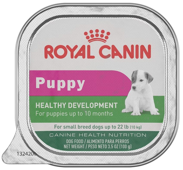 Royal Canin Puppy Small Breed Wet Dog Food