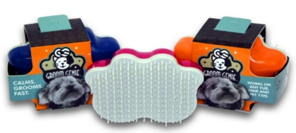 MultiPet Groom Genie Dog Brush