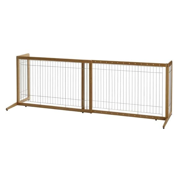 Richell Tak Freestanding Pet Gate