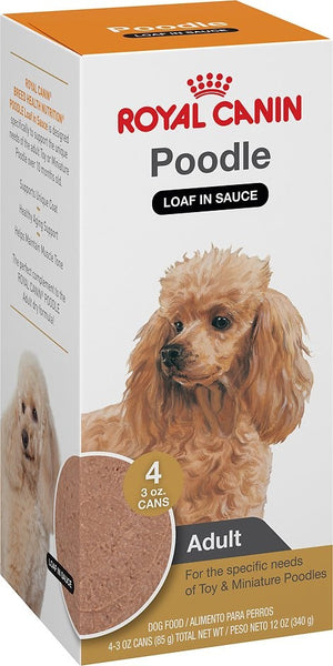 Royal Canin Breed Health Nutrition Toy & Miniature Poodle Adult Canned Dog Food