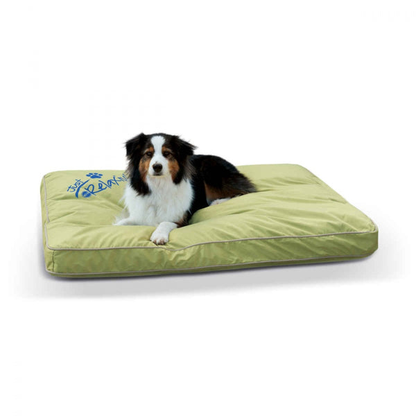 K&H Pet Products Just Relaxin' Green Indoor/Outdoor Pet Bed