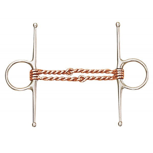 Centaur® Stainless Steel Double Twisted Copper Wire Full cheek