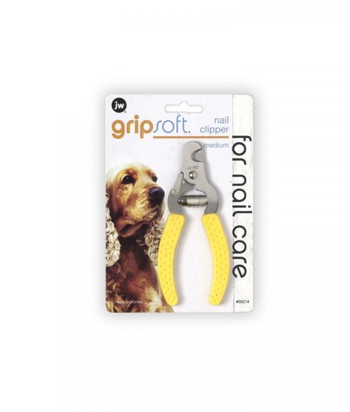 JW Pet Gripsoft Nail Clippers