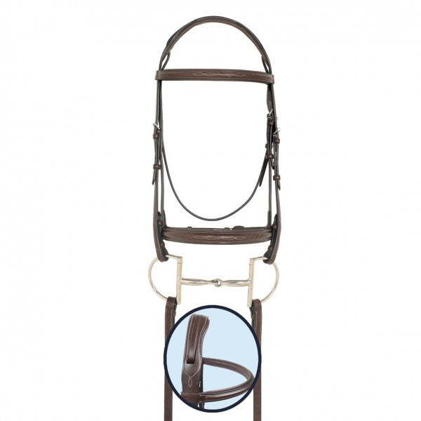Ovation® RCS Wide Padded Nose Bridle