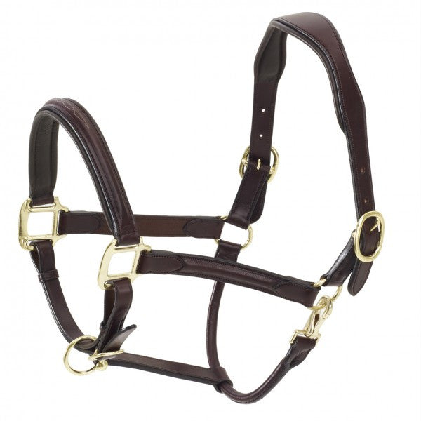 Fancy Stitch Raised Padded Halter