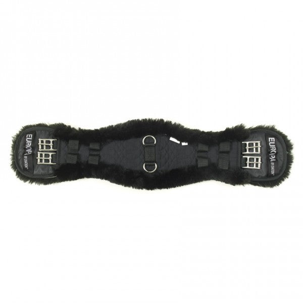 Sheepskin Contoured Dressage Girth