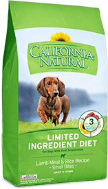 California Natural Adult Small Bites Dog Food