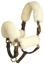 Ovation® Europa™ Sheepskin 6-Piece Halter Set