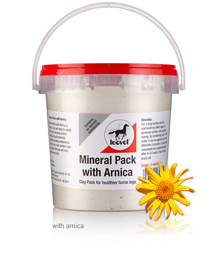 Leovet Mineral Pack with Arnica