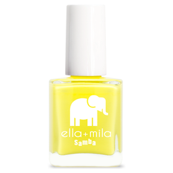 Ella + Mila Copabikini Colour Nail Polish Vegan Friendly