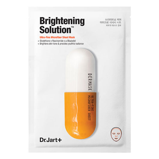 Dr. Jart Korean Sheet Mask Brightening Solution
