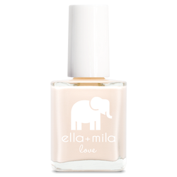 Ella + Mila Tutu Cute Colour Nail Polish Vegan Friendly