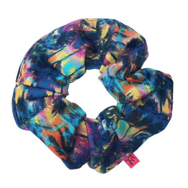 Palm Beach Hair Scrunchie - Scrunchy Queen