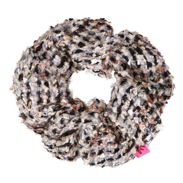 Tweed Hair Scrunchie - Scrunchy Queen