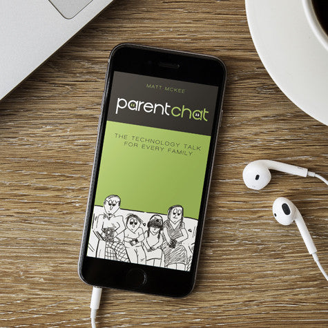Parent Chat: Audio Book by Matt McKee