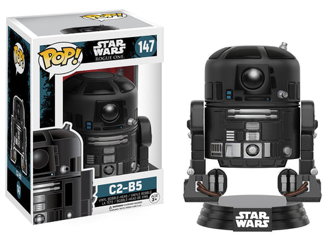 Star Wars Rogue One C2-B5 Pop! Vinyl Bobble Head