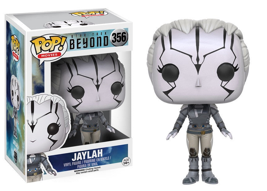Star Trek Beyond Jaylah Pop! Vinyl Figure