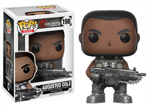 Gears of War Augustus Cole Pop! Vinyl Figure  [Pre-order]